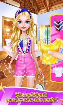 Holiday Chic - Social Queen 2 screenshot 2