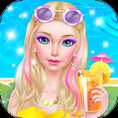 Fashion Doll - Pool Party Girl icon