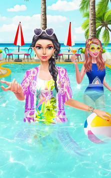 Fashion Doll - Pool Party Girl screenshot 11