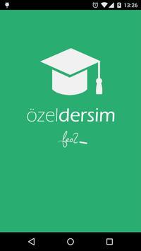 Özel Dersim - Özel Ders Arama poster