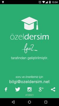 Özel Dersim - Özel Ders Arama apk screenshot