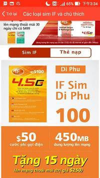IF Prepaid Vietnam screenshot 4