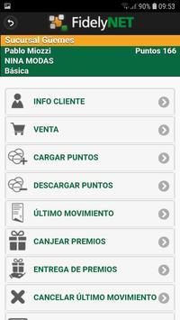 FidelyNET MobilePOS Arg screenshot 2
