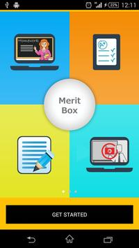 Merit Box - CBSE & ICSE Video Lectures, Animations poster