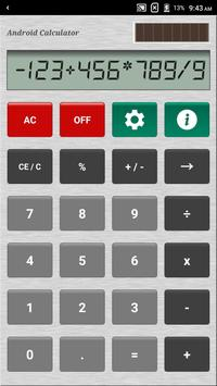 Calculator screenshot 1
