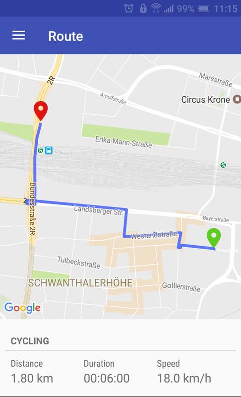 Fitnetix Fitness Tracker Running Cycling APK Download Free - Running map distance tracker