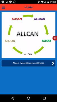 Allcan vendas Online apk screenshot