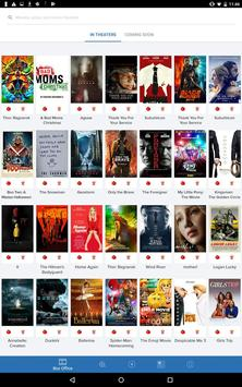 Movies by Flixster, with Rotten Tomatoes स्क्रीनशॉट 5
