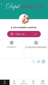 DepilDIAMOND screenshot 2