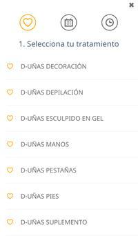 d-uñas Colombia screenshot 3