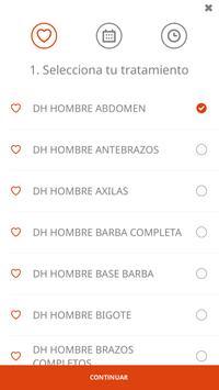 Clínicas DH apk screenshot