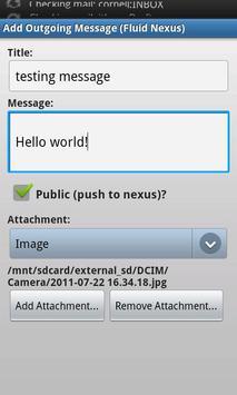 Fluid Nexus apk screenshot