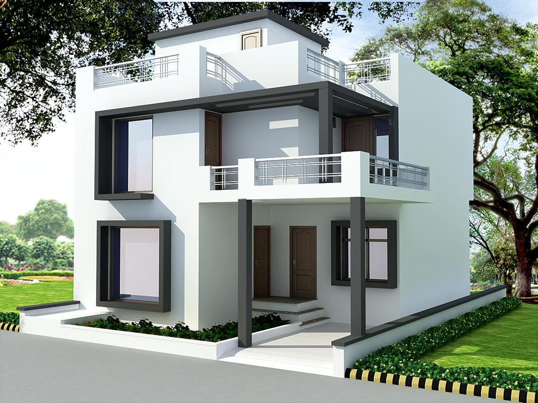 House Front Design Indian Style Screenshot 3