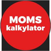 Momskalkylator icon
