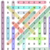 Free Word Search Puzzles Games icon