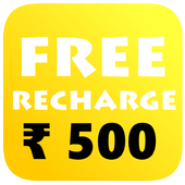 Free Recharge icon