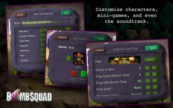 BombSquad apk screenshot