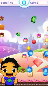 Guava Juice Game : Candy Jump poster