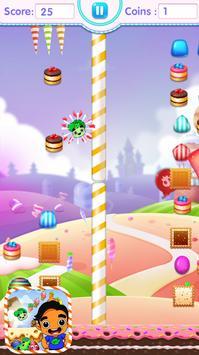 Guava Juice Game : Candy Jump apk screenshot