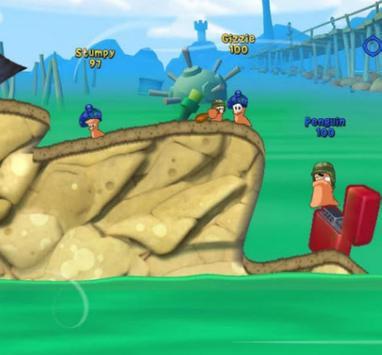 Guide for Worms 3 apk screenshot
