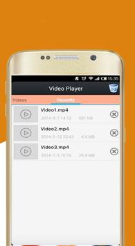 ViaMade Video Player Guide apk screenshot