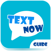 Guide TextNow -free text and Calls- icon