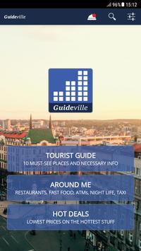 Guideville - Belgrade Guide (BETA) poster