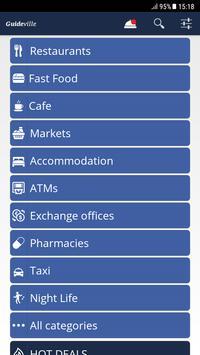 Guideville - Belgrade Guide (BETA) apk screenshot