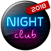 Glow Neon  Live Wallpapers - Night Club icon