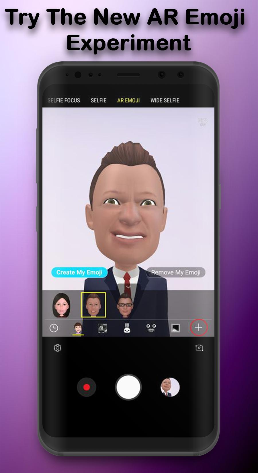 AR Emoji S9 For Android - 3D Emoji for Android - APK Download