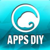 Galaxy's Apps DIY icon
