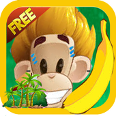 banji 2 bananas Adventures icon