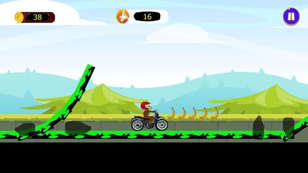 banji 2 bananas Adventures apk screenshot