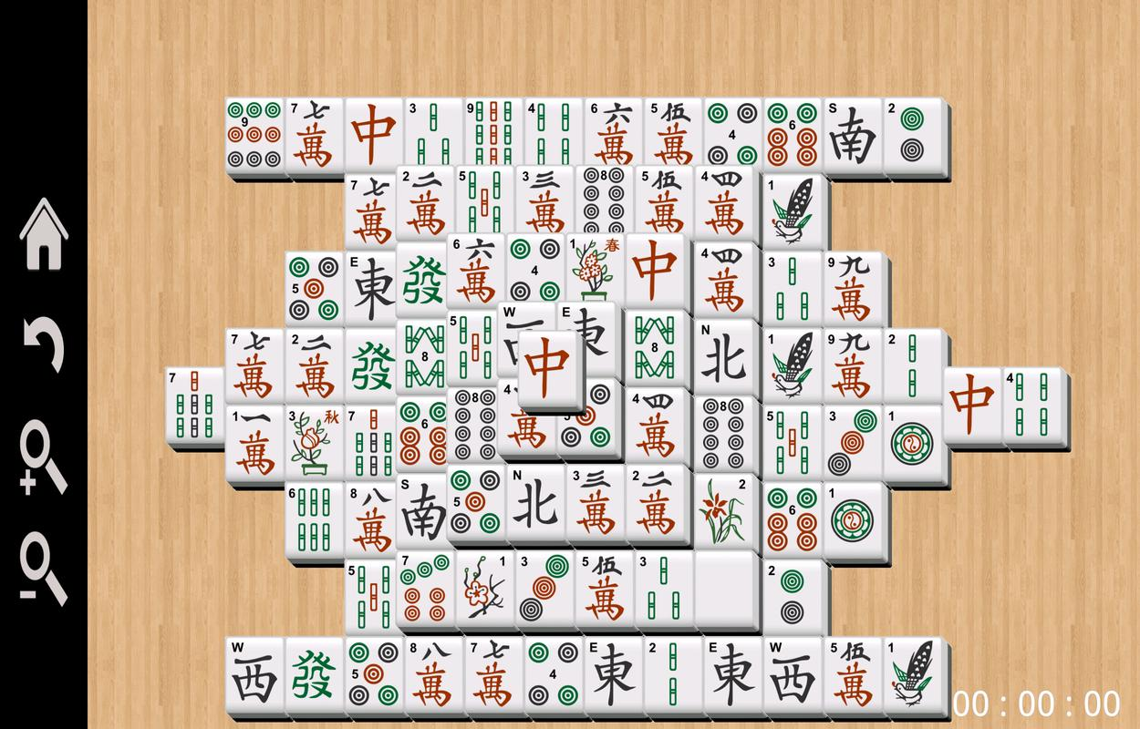 Mahjongg Freeware
