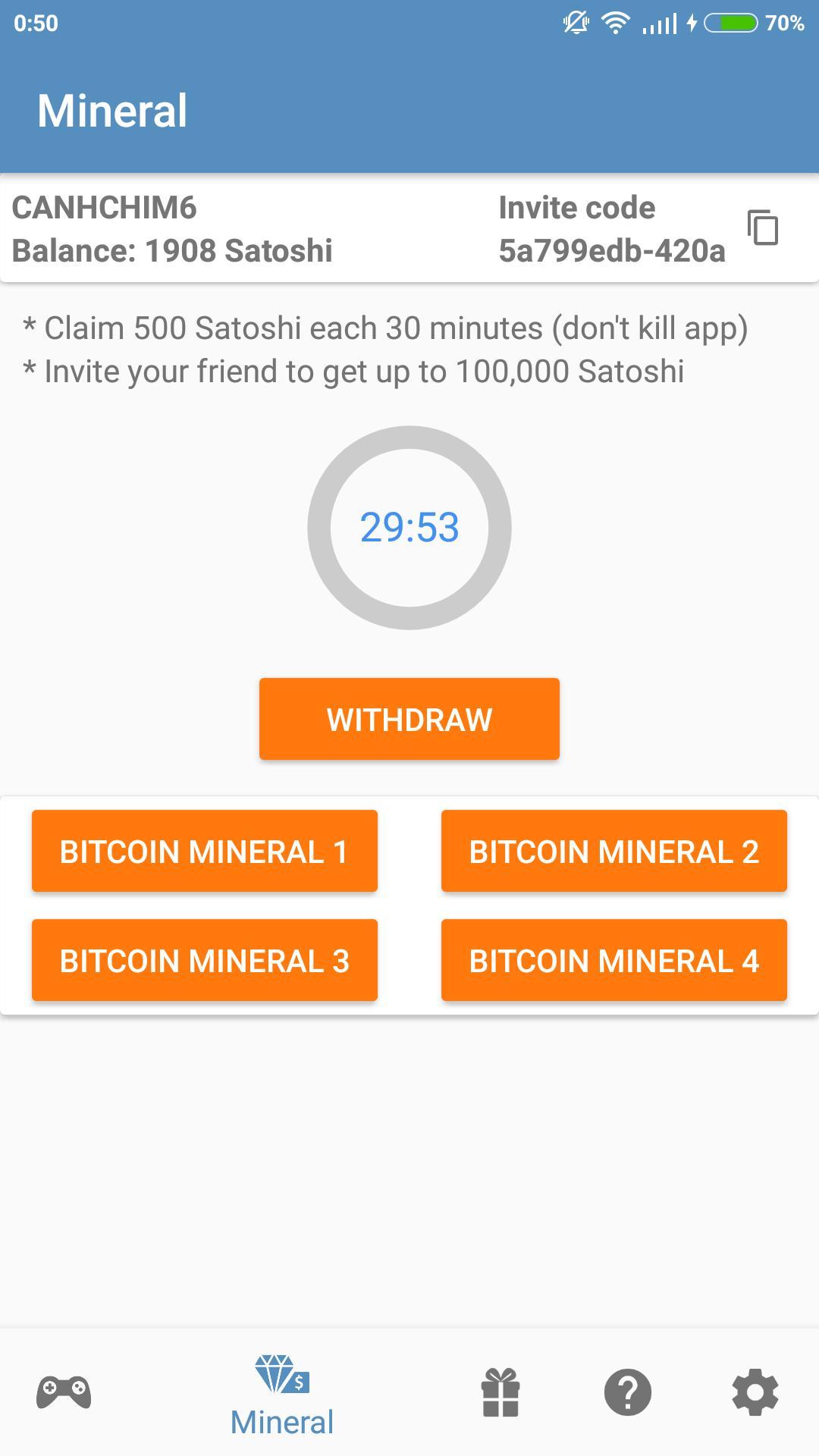 aplicația bitcoin android miner)