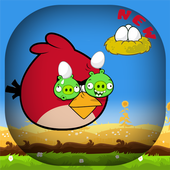 New Birds Jump Angry icon