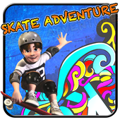 Mike Skate Adventure icon