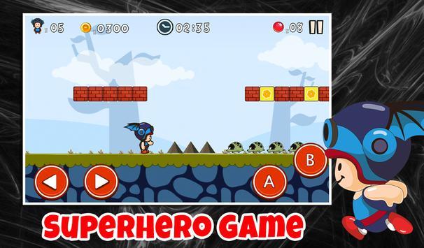 Super Hero Adventure World poster
