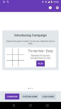 Tic Tac Toe Collection screenshot 2