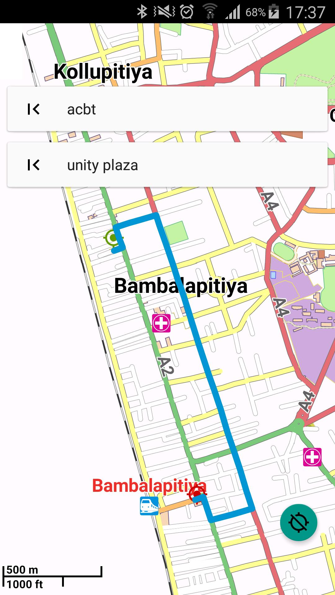 DAR-ES-SALAAM TANZANIA MAP for Android - APK Download