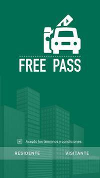 Free Pass poster