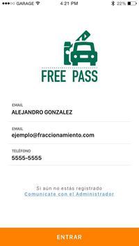 Free Pass screenshot 1