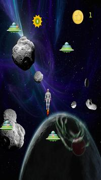 Space Dash Comic Adventure screenshot 1