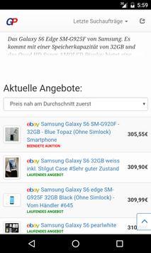 Gebrauchtpreis screenshot 2