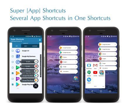 Super Shortcuts 海報