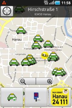 Taxi Hanau poster