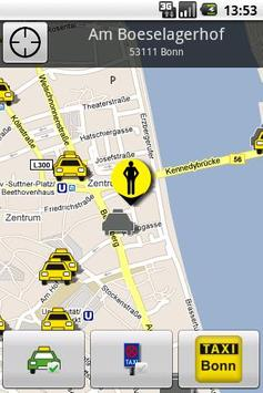 Taxi Bonn poster