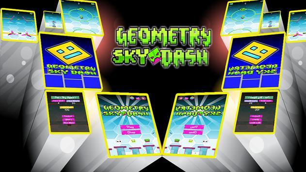 Geometry Sky Dash screenshot 4