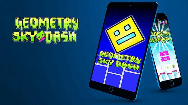 Geometry Sky Dash screenshot 5