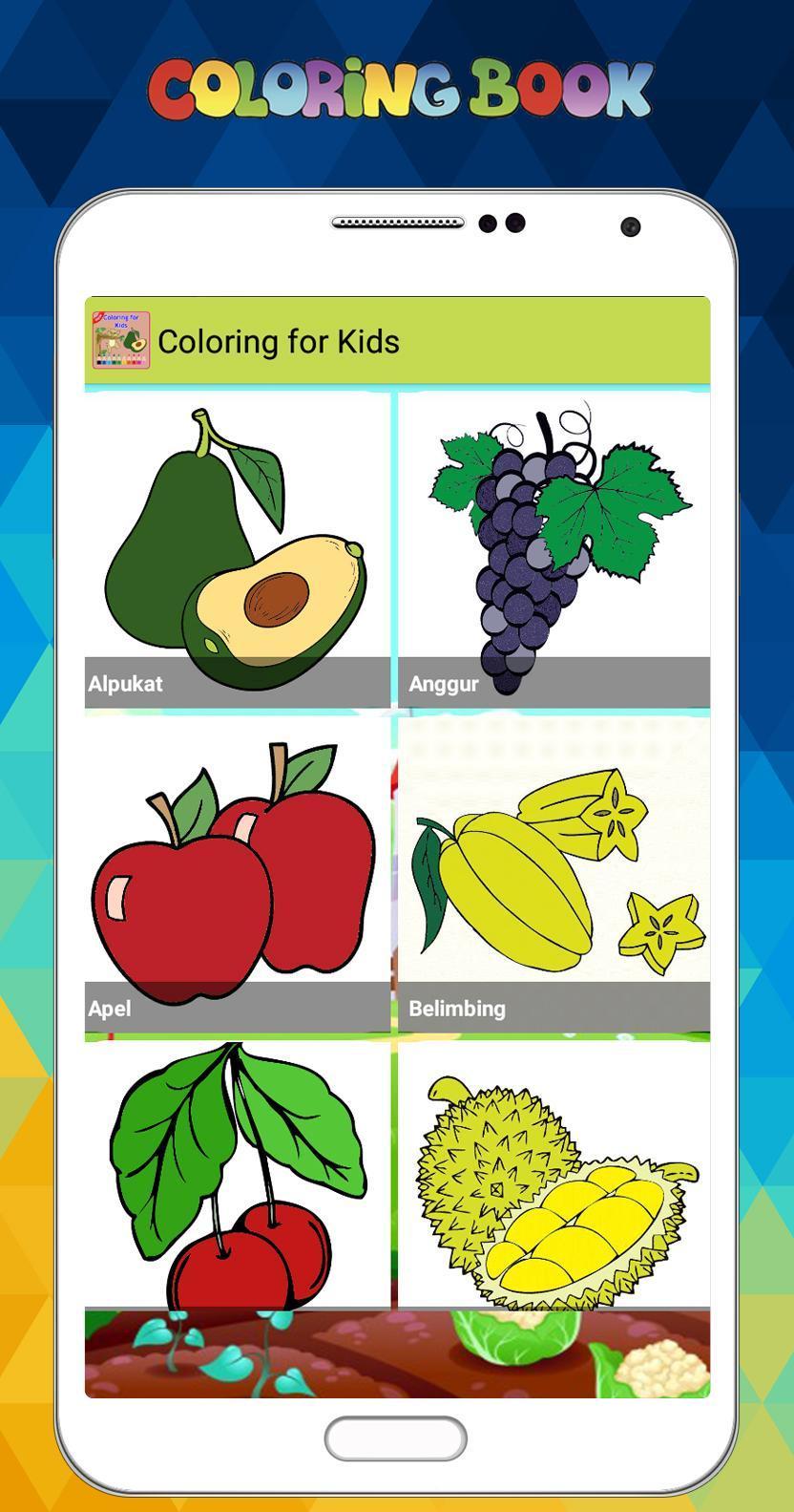 Game Mewarnai Untuk Anak Terbaru For Android APK Download